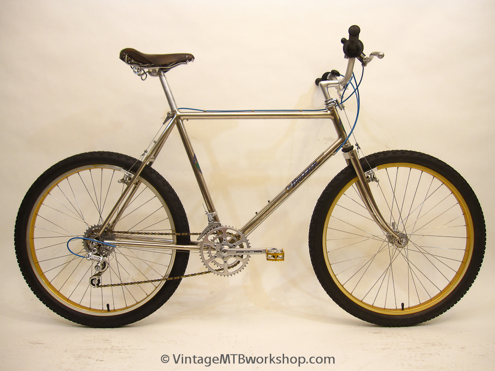 Vintage Mountain Bike Workshop - Home
