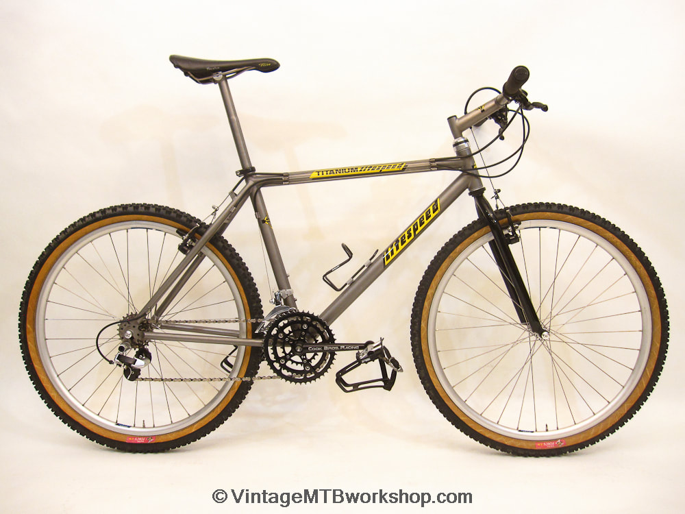 The Collection - Vintage Mountain Bike Workshop